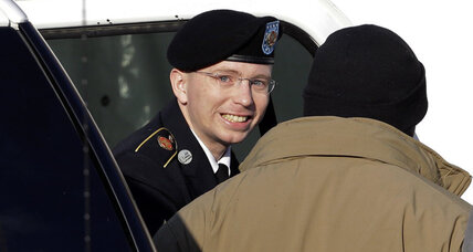 Hearing for Bradley Manning focuses on harsh prison treatment