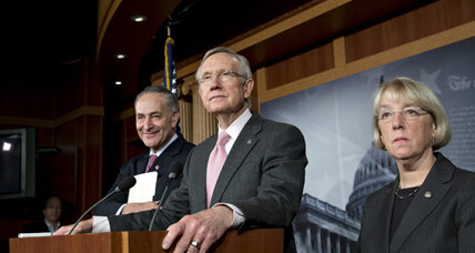 Going over the 'fiscal cliff': why more are sounding ready to take the plunge