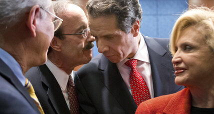 'We need help,' Cuomo says, lobbying Congress (+video)
