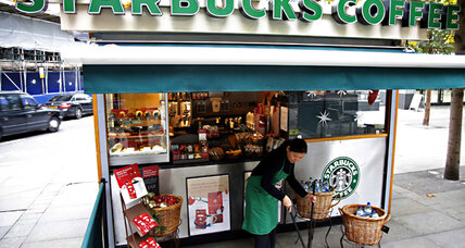 Starbucks, Google, Amazon accused of 'immoral' tax avoidance