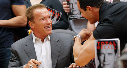 Arnold Schwarzenegger, Act 3: global warming crusader