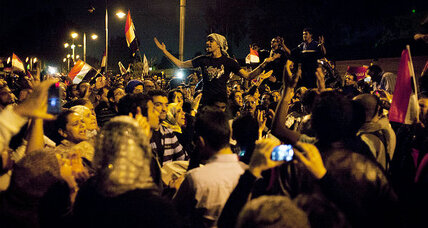 Can Egypt's constitution withstand turmoil? (+video)