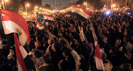 Did Egypt's President Morsi overplay his hand?