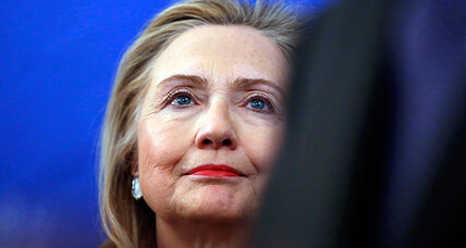 Hillary Clinton's next job? Surely not the one Mayor Bloomberg floated.