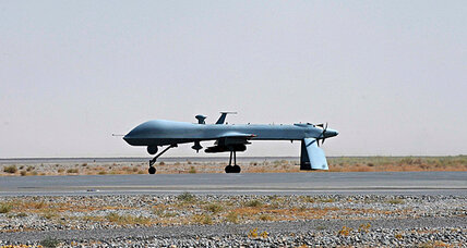 Did Iran just down a US drone by 'spoofing'? (+video)