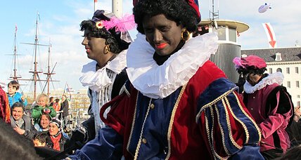 A traditional Sinterklaas debate: Is 'Black Pete' racist?