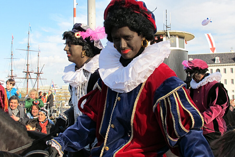 Black Pete Christmas History.A Traditional Sinterklaas Debate Is Black Pete Racist