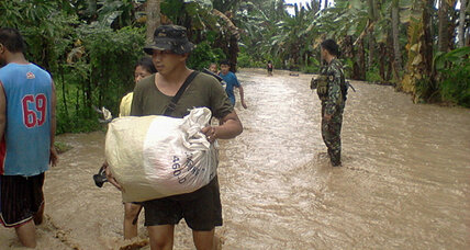Philippine typhoon: International aid agencies appeal for $4.8 million