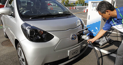 Energy Department pushes for electric car battery research