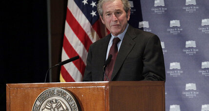 Does Bush's immigration speech signal Latinos' new clout?