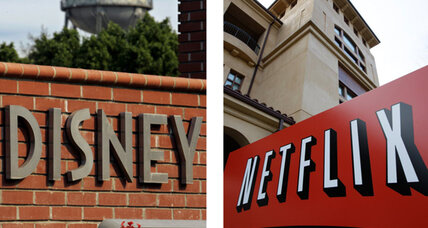 Netflix vows not to raise prices after landing rights to Disney movies