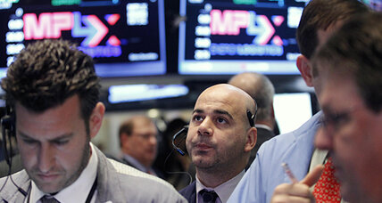 Stocks rise on fiscal cliff hopes