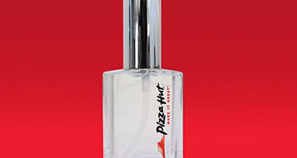 Pizza Hut perfume: Yes, it's real