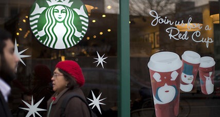 Starbucks $450 steel card: class warfare in a coffee cup?