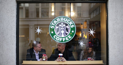 Starbucks tax avoidance has Brits frothing mad (+video)