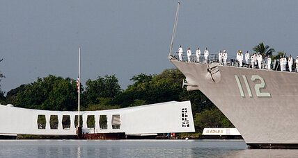 Pearl Harbor resurrection: the warships that rose to fight again (+video)