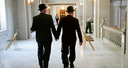Gay marriage reaches Supreme Court: Justices to review Prop 8., DOMA