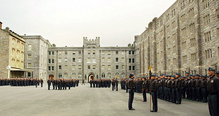 Too much religion at military academies? West Point cadet revives charge.
