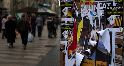 Briefing: Catalonia's bid to breakaway from Spain