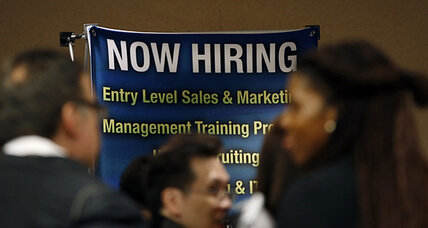 Jobs report shows why job growth trumps deficit reduction