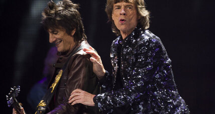 Long live the Stones: Band celebrates 50 rocking years