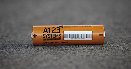 Wanxiang buys bankrupt battery maker A123