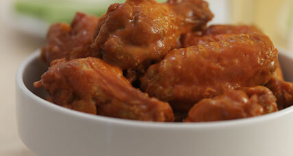 Food price outlook: Will Buffalo wings break your budget in 2013?