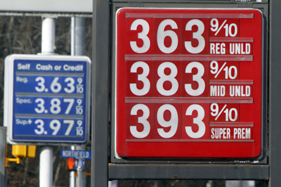 Argumentative essay on gas prices