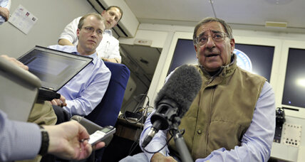 Syrian chemical weapons threat not escalating, says Panetta