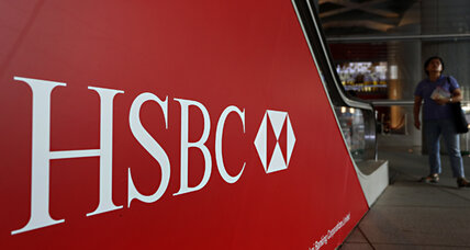 HSBC to pay record $1.9 billion to settle money laundering case (+video)