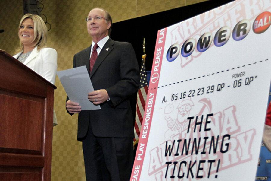 Powerball Jackpot Winner Revealed In Arizona How To Handle Winning