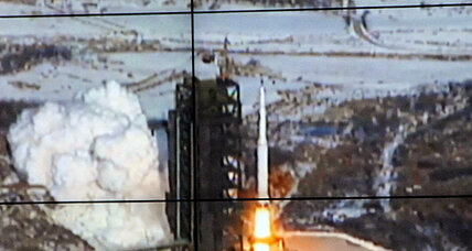 North Korea rocket launch: Why China only 'expresses regret' (+video)