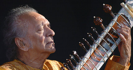 Sitar virtuoso Ravi Shankar bridged India and the West