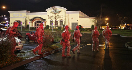 Why more people didn't die in Clackamas mall shooting