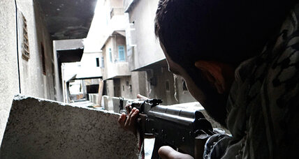 Will US recognition of Syrian opposition group open channels for weapons support? (+video)