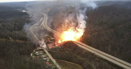 West Virginia gas pipeline explosion – just a drop in the disaster bucket