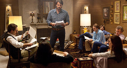SAG award nominations: 'Argo' and 'Lincoln' top the list (+video)