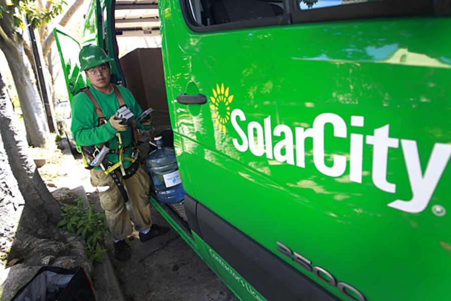 SolarCity IPO share price slashed. Cloudy skies ahead for ...
