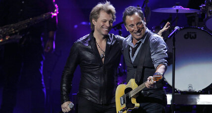 Sandy benefit concert: Rock legends hit the right notes