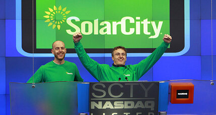 SolarCity IPO: How it beat the solar curse