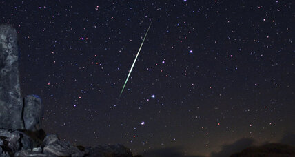 Geminid meteor shower peaks tonight: When to watch for falling stars