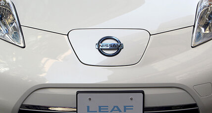 Nissan Leaf electric car drivers hit 100 million miles mark
