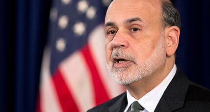 Can Ben Bernanke save the job market if 'fiscal cliff' talks fail?
