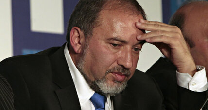 Israeli Defense Minister Lieberman resigns after criminal charge