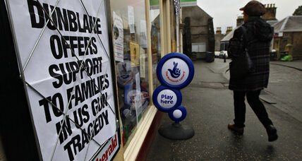 For Brits, Newtown shooting brings reminders of Dunblane