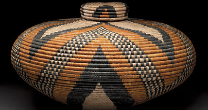 How basketry preserved a people