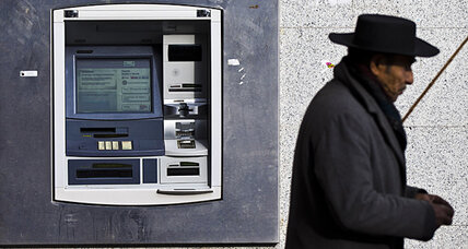 ATMs overseas: how to save money