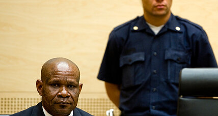 ICC acquits Congolese warlord for crimes against humanity