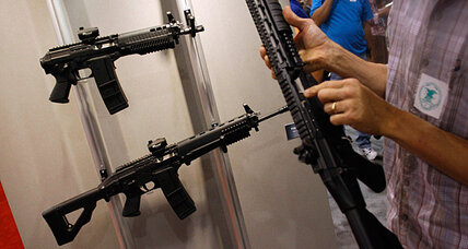 How would a new US ban on assault rifles work? (+video)