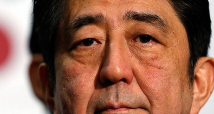 Shinzo Abe officially chosen as Japan's next prime minister
